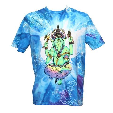 Tie dye tees t shirts dyed here in the uk the hippy for Tie dye printed shirts