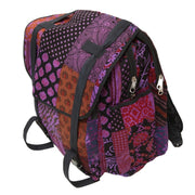 Patterned Festival Backpack