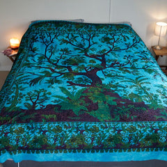 Tree of Life Bedspread