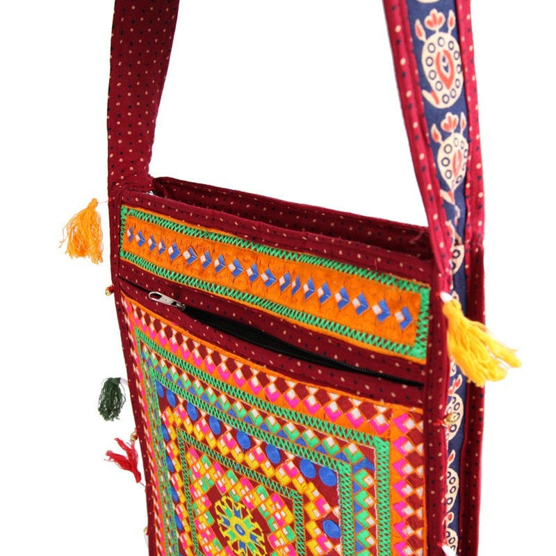 Rajasthani Bag Hand Embroidered