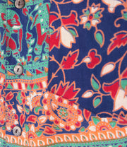 Men's Printed Indian Shirt