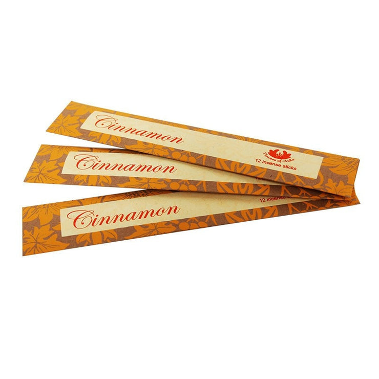 Handmade Fair Trade Incense Sticks Cinnamon Scented