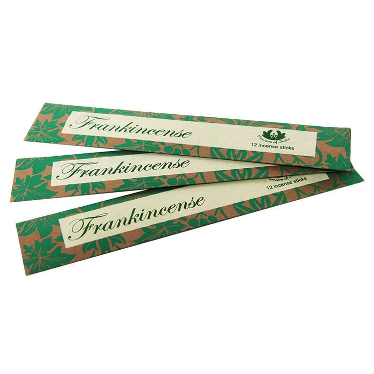 Handmade Fair Trade Incense Sticks Frankincense Scented