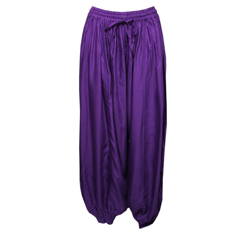 Indian Viscose Harem Trousers