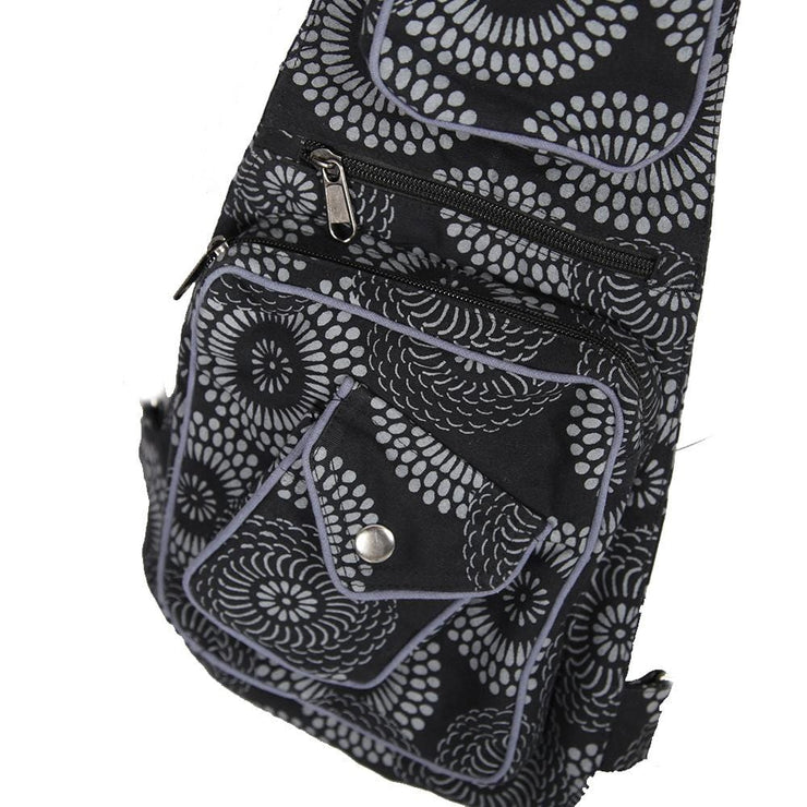 Crossbody Mini Backpack