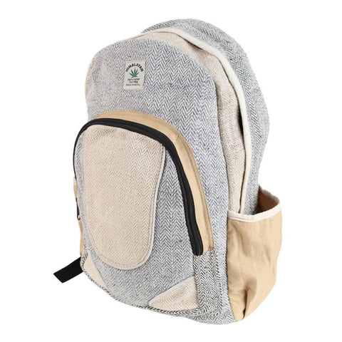 Men's Hemp Laptop Rucksack