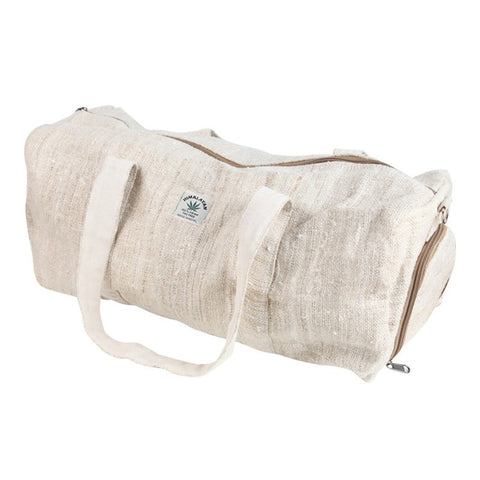 Men's Hemp Gym Bag