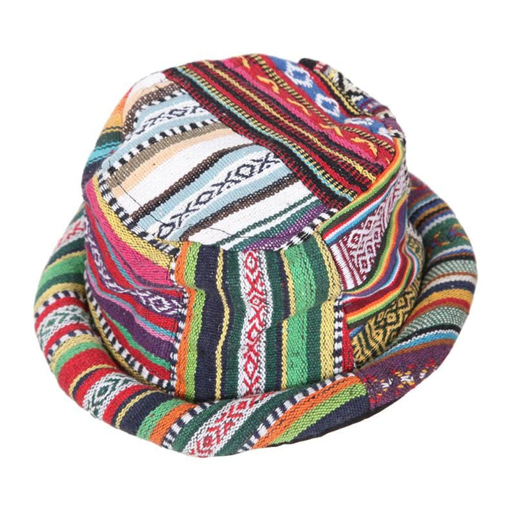 Gheri Cotton Hill Tribe Hat