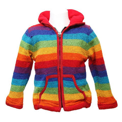 Rainbow Children's Jacket