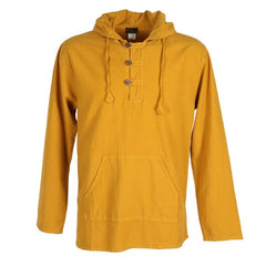 Men's Hooded Pullover Shirt