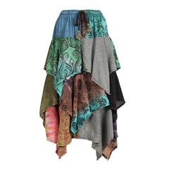 Patchwork Pixie Skirt