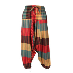 Men's Colourful Harem Pants