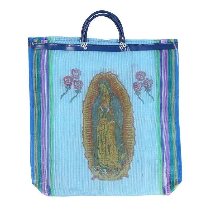 Our Lady of Guadalupe Shopping Bag