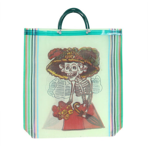 La Calavera Catrina Shopping Bag