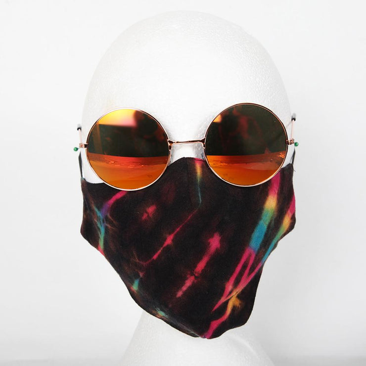 Tie Dye Fashion Face Mask
