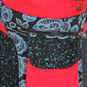 Screen Print Popper Skirt