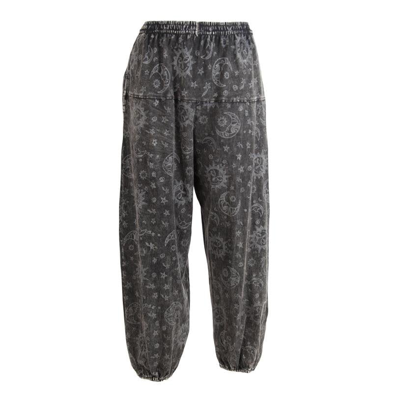 Soft Jogger Harem Trousers