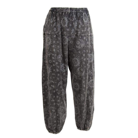 Men's Jogger Harem Trousers