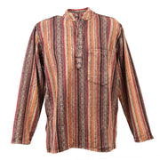 Men's Heavy Cotton Kurta Shirt