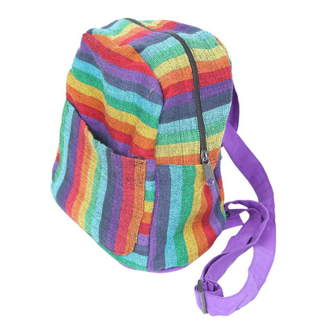 Mini Rainbow Backpack