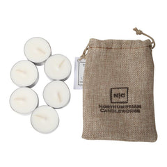 Scented Soy Tea Lights
