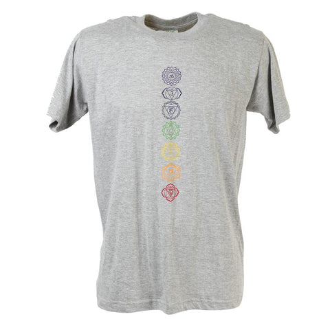 Fair Trade Chakra T-Shirt