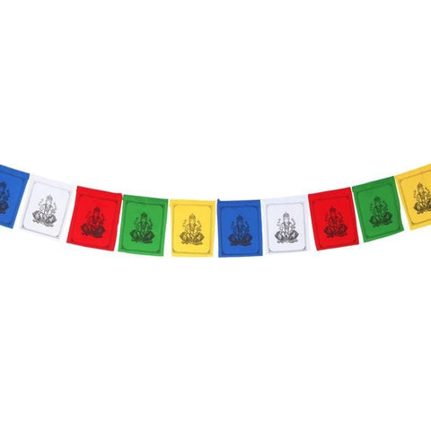Ganesh Prayer Flags