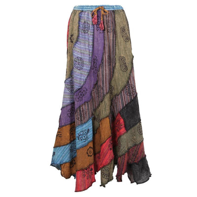 Thamel Patch Skirt