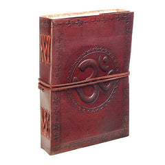 Indra Leather Journal