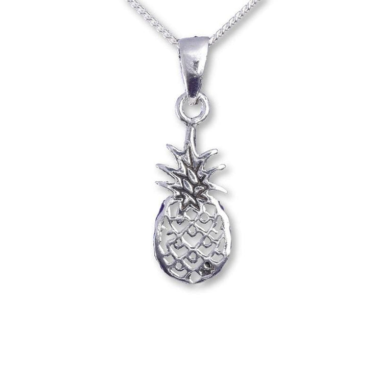 925 Pineapple Pendant