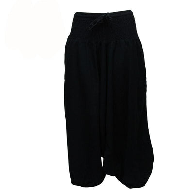 Men's Premium Drop Crotch Harem Pants
