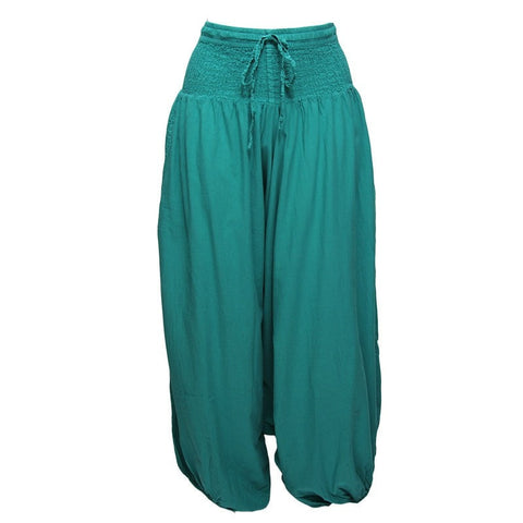 Lightweight Low Harem Pants