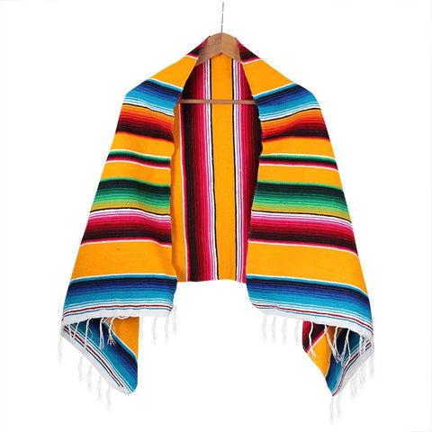 Mexican Sarape Blanket