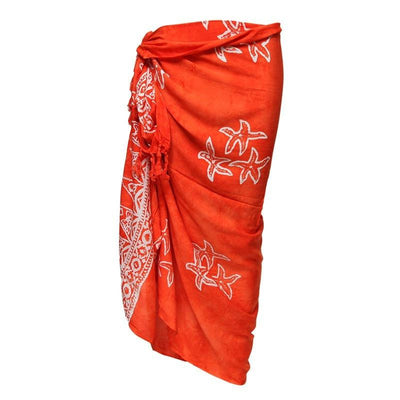 Seaside Batik Beach Sarong