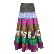 Tiered Gypsy Skirt