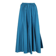 Cotton Gypsy Maxi skirt