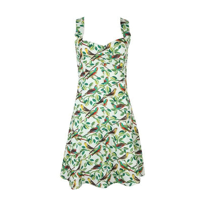 Parakeet Sundress