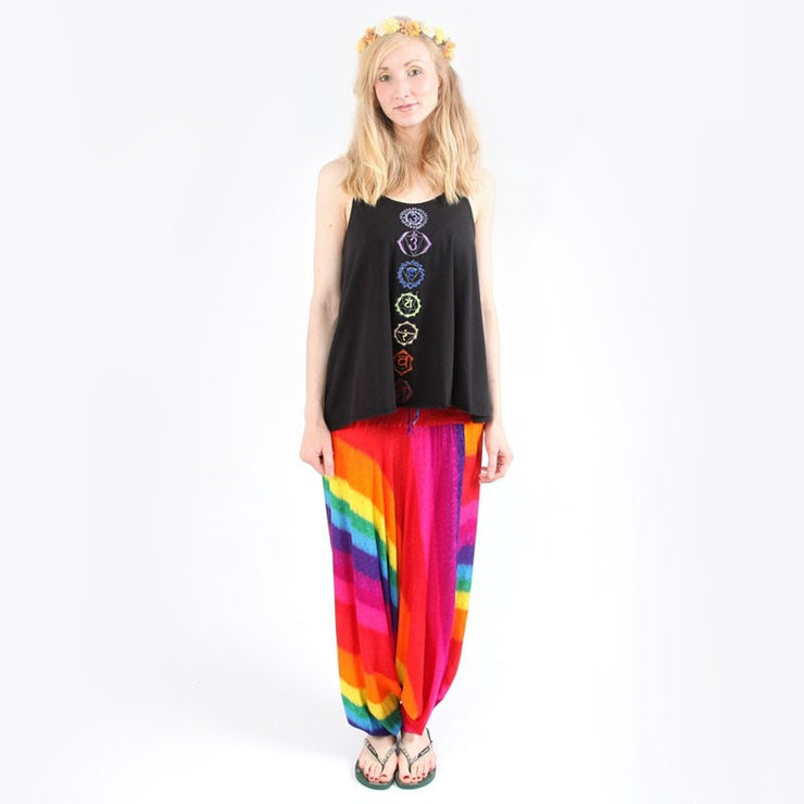 Ultimate Rainbow Party Harems/Playsuit