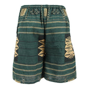 Woven Cotton Shorts