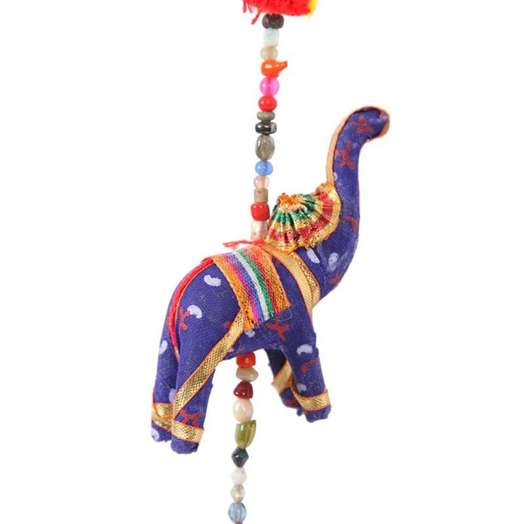 Hand made Indian Hanging Elephant String
