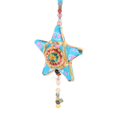 Hand Made Indian Hanging Stars String