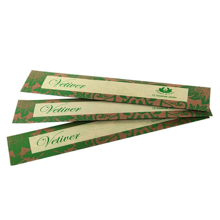 Handmade Fair Trade Incense Sticks Vativer Scented