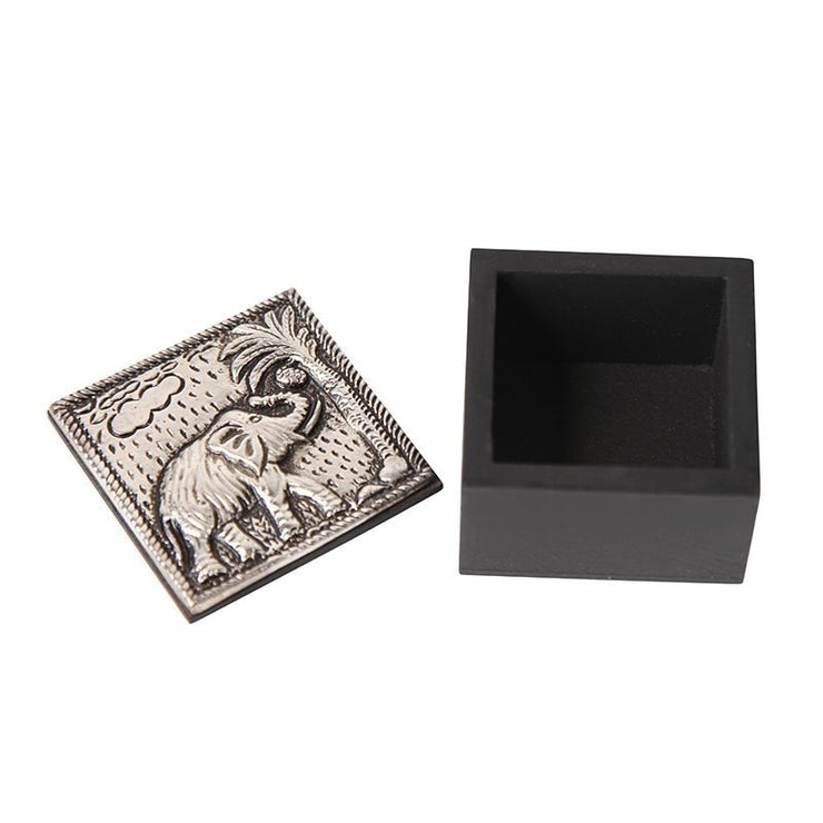 Small Elephant Trinket box