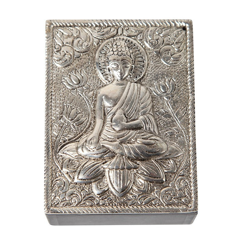 Embossed Buddha Box