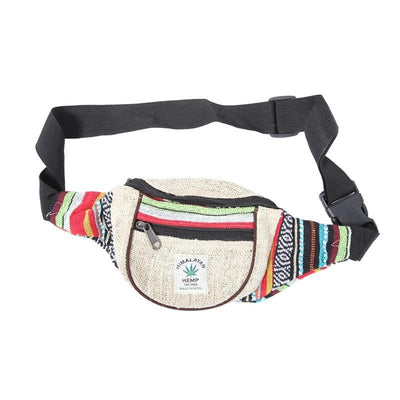 Hemp & Gheri Cotton Bum Bag