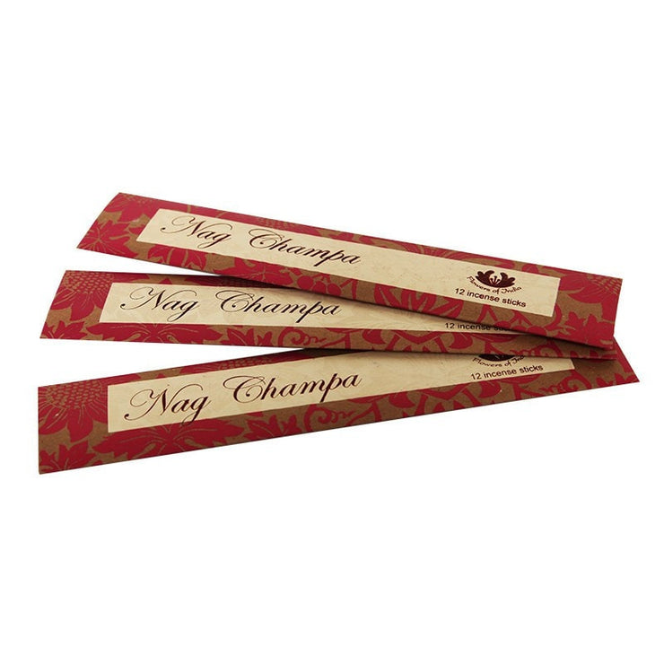 Handmade Fair Trade Incense Sticks Nag Champa Scented