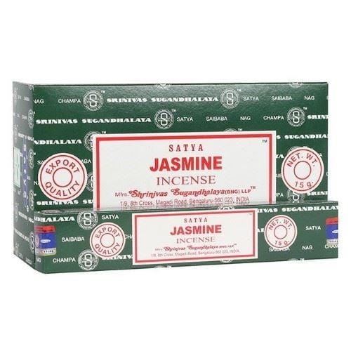 Jasmine - Satya Incense Sticks 15g