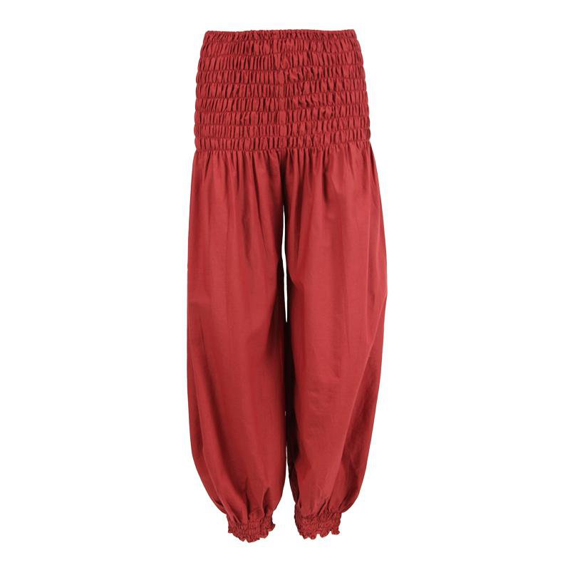 Organic Cotton Genie Pants