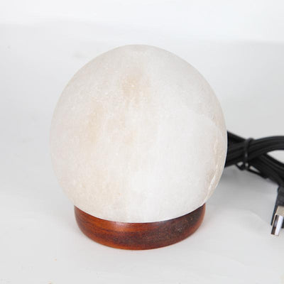 Himalayan Salt Colour Changing USB Lamp