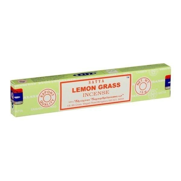 Lemon Grass - Satya Incense Sticks  15g